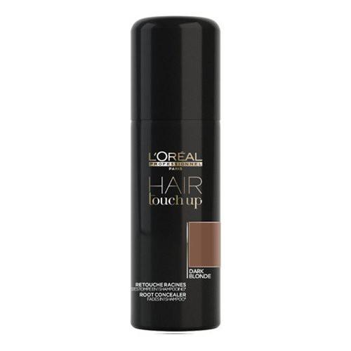 L'Oréal Professionnel Hair Touch Up Dark Blonde Matu sakņu maskēšanas izsmidzinātājs (tumši blonds)