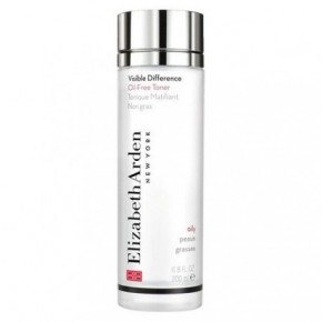 Elizabeth Arden Visable Difference Oil-Free Toner Eļļu nesaturošs toniks 200ml