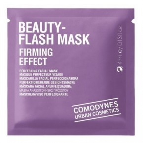 Comodynes Beauty - Flash Mask Firming Effect Ātras iedarbības sejas maska mirdzumam 5vnt