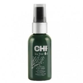 CHI Tea Tree Oil Nomierinošs matu sprejs jutīgai galvas ādai ar tējas koka eļļu 89ml