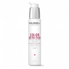 Goldwell Color Extra Rich Serums krāsotiem matiem 100ml