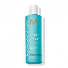 Moroccanoil Clarifying Dziļi attīrošs šampūns 250ml