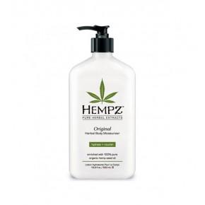 Hempz Original Herbal Moisturizer Mitrinošs ķermeņa krēms 500ml