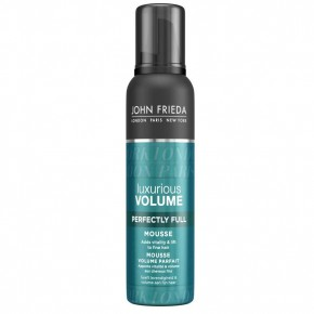 JOHN FRIEDA Luxurious Volume Mousse Putas matu apjomam 200ml