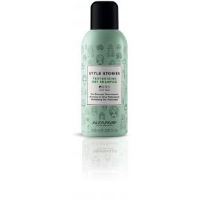 AlfaParf Milano Texturizing Dry Shampoo Sauss matu šampūns 200 ml