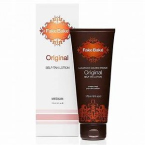 Fake Bake Original Self-tan Lotion Paštonējošs losjons 170ml