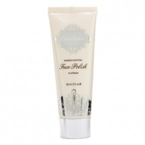 Fake Bake Platinum Bamboo Buffing Face Polish Sejas skrubis 60ml