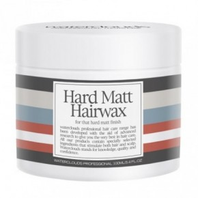 Waterclouds Hard Matt matu vasks 100ml