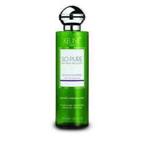 Keune So Pure Recover Shampoo Atjaunojošs matu šampūns 250ml