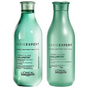 L'Oréal Professionnel Komplekts: Volumetry Šampūns un kondicionieris