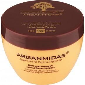 Arganmidas Moroccan Argan Oil Instant Repairing Matu maska 300ml