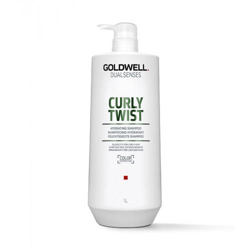 Goldwell Dualsenses Curly Twist Šampūns sprogainiem matiem 250ml