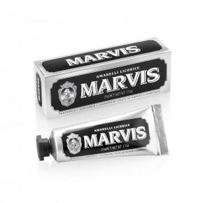 MARVIS Amarelli Licorice Zobu pasta ar lakricas un piparmētru garšu 25ml