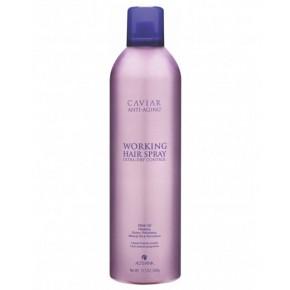 Alterna Caviar Working Hairspray Elastīgas fiksācijas matu laka 500ml