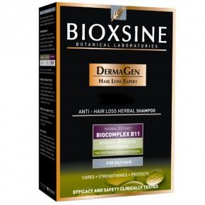 Bioxsine Šampūns pret matu izkrišanu taukainiem matiem 300ml