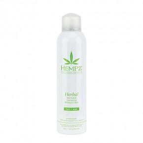 Hempz Herbal Workable Hairspray Vidējas fiksācijas matu laka 227g