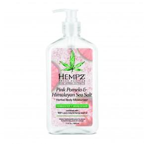 Hempz Pink Pomelo & Himalayan Sea Salt Body Moisture Mitrinošs ķermeņa krēms 500ml
