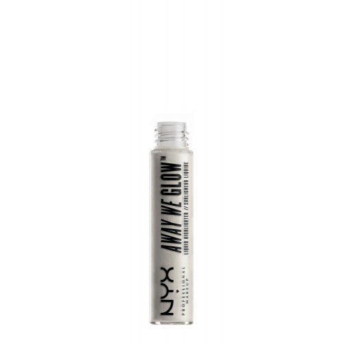 NYX Professional Makeup Away We Glow Liquid Highlighter Izgaismotājs 6.8ml