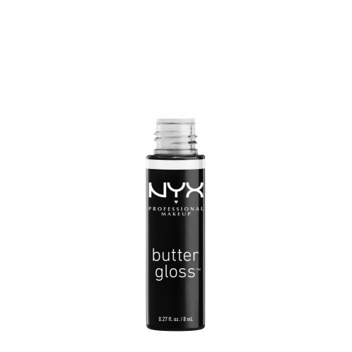NYX Professional Makeup Butter Gloss Lūpu spīdums 8ml