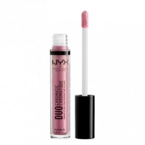 NYX Duo Chromatic Lip Gloss Lūpu spīdums 2.4g