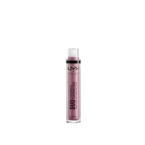 NYX Professional Makeup Duo Chromatic Lip Gloss Lūpu spīdums 2.4g