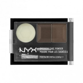 NYX Eyebrow Cake Powder Uzacu pūderis 2.65g