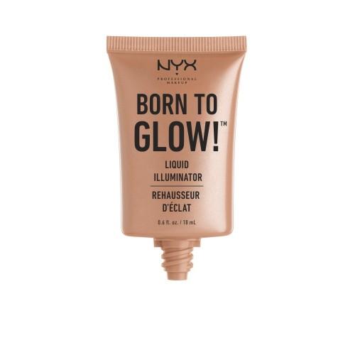 NYX Professional Makeup Born to Glow Liquid Illuminator Izgaismojošs krēms sejai 18ml