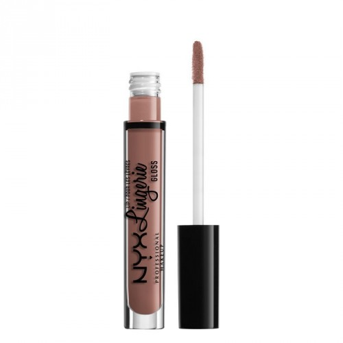 NYX Professional Makeup Lip Lingerie Gloss Lūpu spīdums 3.4ml