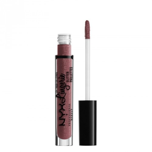 NYX Professional Makeup Lip Lingerie Glitter Lūpu spīdums 3.4ml