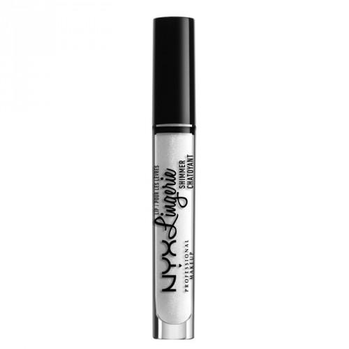 NYX Professional Makeup Lip Lingerie Shimmer Lūpu spīdums 3.4ml