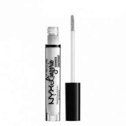 NYX Lip Lingerie Shimmer Lūpu spīdums 3.4ml