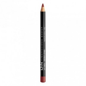 NYX Professional Makeup Slim Lip Pencil Lūpu zīmulis 1g