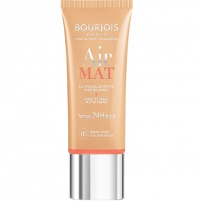 Bourjois Air Mat Tenue 24H Hold Tonālais krēms - pūderis 30ml