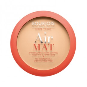 Bourjois Air Mat Powder Kompaktais pūderis 10g