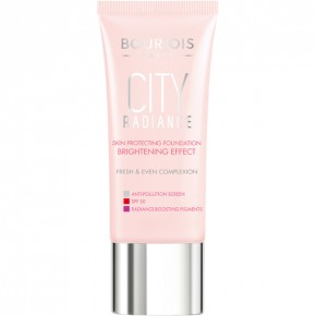 Bourjois City Radiance Foundations Krēmveida pūderis 30ml