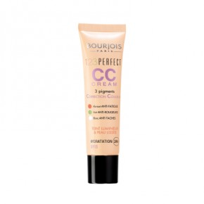 Bourjois 123 Perfect CC Cream CC krēms 30ml
