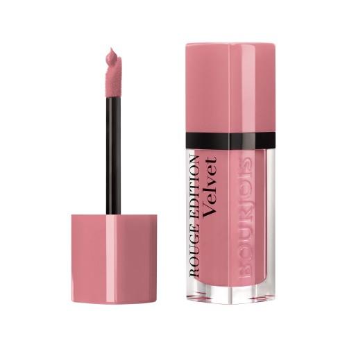 Bourjois Rouge Edition Velvet Šķidra lūpu krāsa 6.7ml