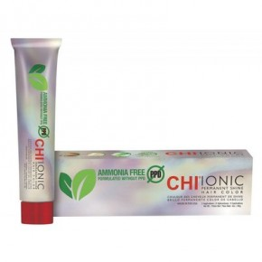 CHI Ionic Permanent Shine Hair Color Matu krāsa 85g