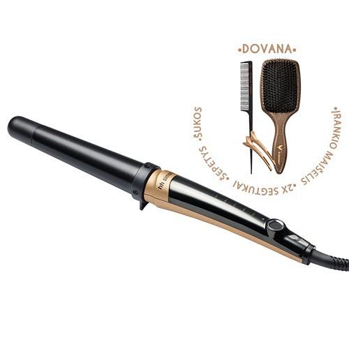 HH Simonsen Rod VS4 Gold Limited Edition Matu lokšķēres + dāvana