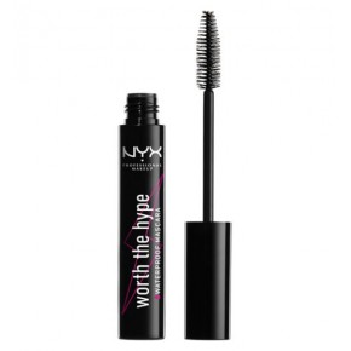 NYX Professional Makeup Worth The Hype Waterproof Mascara Ūdensnoturīga tuša 7ml