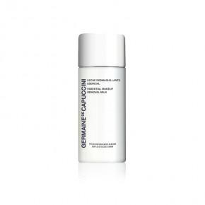 Germaine de Capuccini Essential Makeup Removal Milk Kosmētikas tīrīšanas pieniņš 125ml