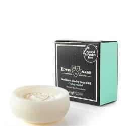 Edwin Jagger Traditional Shaving Soap Refill Skūšanās ziepes 65g