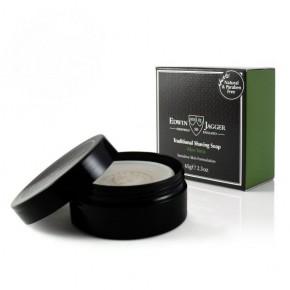 Edwin Jagger Traditional Shaving Soap Skūšanās ziepes traukā 65g