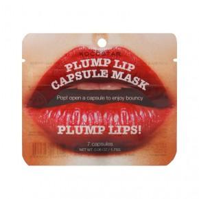 Kocostar Plump Lip Capsule Mask Kapsulu maska lūpu kopšanai 7gab