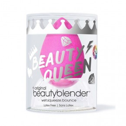 BeautyBlender Original Beauty Queen Grima sūklītis ar turētāju