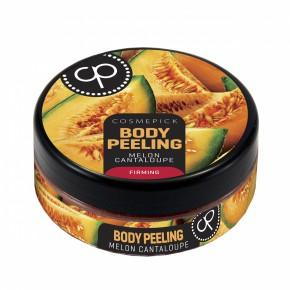 Cosmepick Body Peeling Melon Cantaloupe Ķermeņa skrubis ar meloni 200ml