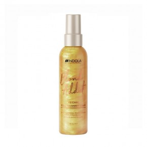 Indola Blond Addict Gold Zelta spīduma sprejs 150ml