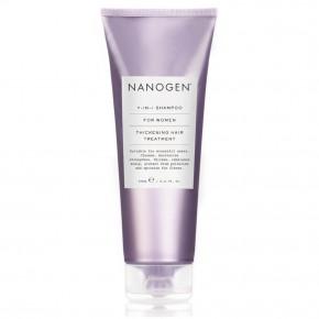 Nanogen 7 in 1 Shampoo For Women Daudzfunkcionāls matu šampūns 240ml