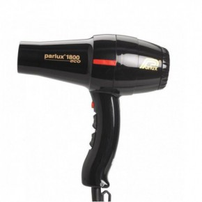 Parlux 1800 Eco Edition Profesionāls matu žāvētājs (Melns)