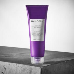 Nanogen Thickening Hair Treatment Šampūns matu apjomam, sievietēm 240ml